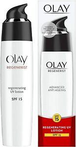 Olay Regenerist ADVANCED ANTI-AGEING REGENERATING UV LOTION SPF 15 75 ml