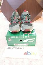 PUMA Blaze of Glory Trinomic CRKL Crackle Pack Green Size 11 (357772 02)