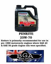 NORTON Commando (1969-1973) PENRITE 25W/70 SAE50 SAE40