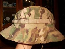 NEW US ARMY BOONIE COVER HAT MULTICAM Seal TYPE VI  SIZE 7 1/4  USGI NEW W/ TAG