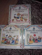 Baby Bunny Books
