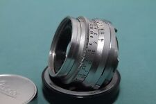 Leica summicron-M 35mm f2 lens 8 elements (Made in Germany)