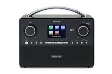 Roberts Radio Stream93i DAB/DAB+/FM RDS and WiFi Internet Radio with Three Way S
