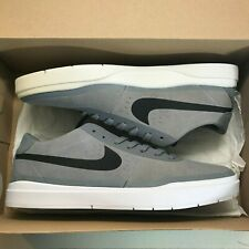 Nike Bruin SB Hyperfeel Sz 8 Cool Grey Black 831756-002