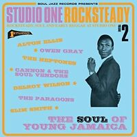 Soul Jazz Records Pr - Studio One Rocksteady 2 [New Vinyl LP] Gatefold LP J