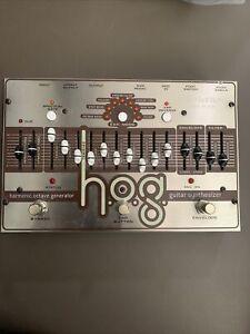 Electro Harmonix HOG Harmonic Octave Generator Guitar Synthesizer