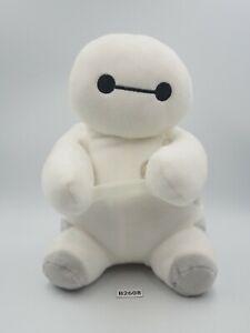 "Big Hero Baymax B2608 Tokyo Disney Resort TDR Plush 8"" Stuffed Toy Doll Japan"