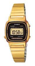 Casio Collection fantastico angeles 670 WEGA - 1ef oro digital