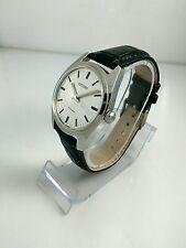 Vintage Citizen 63-8579 NOS Hand Winding Watch cal.2520 Silver Dial 70's Stock
