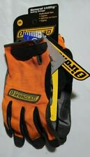 Ironclad General Utility Work Gloves Gug All Purpose Safety Orange 2xl