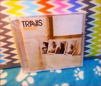 "Travis/Best of: New Fast Freepost ""Singles"" CD Sing/Driftwood/Rain on Me/Happy"