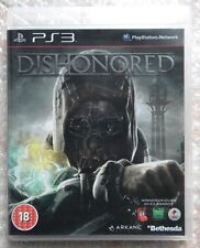 DISHONORED UK EDITION PS3