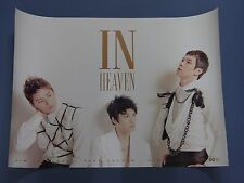 JYJ  - In Heaven Tohoshinki OFFICIAL POSTER HARD TUBE CASE
