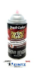 Duplicolor BCL0125 Perfect Match Protective CLEAR Top Coat Finish - 8 oz Aerosol