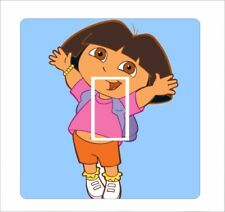 Dora the Explorer: Light Switch Sticker vinyl cover decal - 121