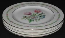 """Haviland Garden Flowers Salad / side Plates 7-1/2"""" Lot of 4 several available"""