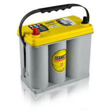 BATTERIA OPTIMA YELLOW TOP YTS2.7J 38Ah 460A AVVIAMENTO CICLI PROF 237x129x227mm