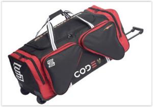 Sherwood CODE V Special Edition SE Rollentasche Wheel Bag Spielertasche S, M, L