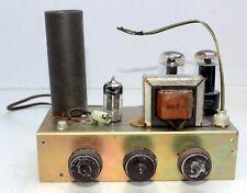 RCA RECORD PLAYER TUBE MONO AMPLIFIER