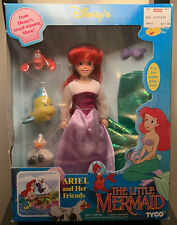 The Little Mermaid Tyco Disney Doll (Ariel And Her Friends) 1993