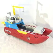 Paw Patrol Sea Patroller Transforming Sea Patrol Boat Lights and Sound