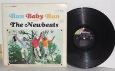 Newbeats Run Baby Run LP 1965 Hickory Records Press LPS 128 Pop Vocal Vinyl