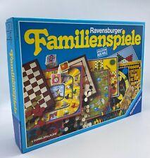 Ravensburger Familienspiele Spielesammlung Brettspiel vollständig