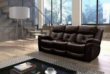 Leather DFS Up to 2 Seats Sofas
