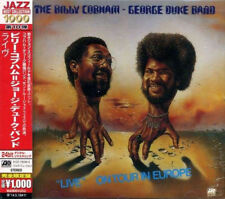 Billy Cobham & George Duke Band Live on Tour in Europe Japan Replica CD
