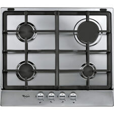 WHIRLPOOL AKR 361 IX 60cm Stainless steel Gas Kitchen Hob Brand New!!!