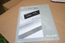 Fluke 45 Dual Display Multimeter Service Users Manual