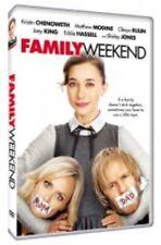 WEEKEND IN FAMIGLIA  DVD COMICO-COMMEDIA