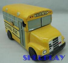 Ardleioh Elliott 2002 Tomorrow's Journey Special Teacher Music Box School Bus