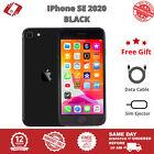 Apple Iphone Se 2nd Gen 2020 64/128/256gb Unlocked Black,white,red Uk Top Seller