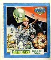 "EAG84/21/1 THE EAGLE COLLECTION PIN UP POSTER 11X9"" DAN DARE PILOT OF THE FUTURE"