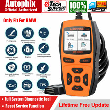 For BMW Full System Car OBD2 Scanner Diagnostic Code Reader SRS Oil DPF EPB SAS
