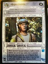 Star Wars CCG Endor Major Marquand NrMint-MINT SWCCG