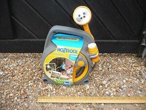 Hozelock Pico Reel .Hozelock no.2425 - lightweight 10m reel with spray gun