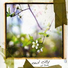 Owl City - Of June [New CD]