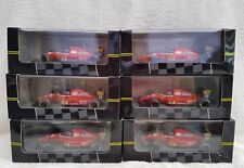 Onyx F1 Moulé Sous Pression 1/43 - 137-Ferrari F92A Jean ALESI X 6 voitures. EX Shop Stock