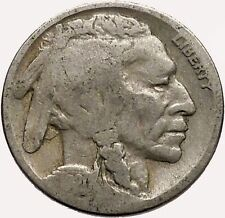 1920 BUFFALO NICKEL 5 Cents of United States of America USA Antique Coin i43585