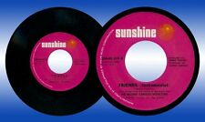Philippines SHARON CUNETA Friends OPM 45 rpm Record