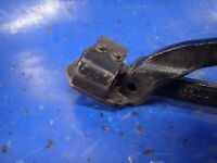 Used Elmo Mfg Co Long Handle Safety Strap Band Cutter Model L