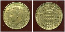 MONACO 10 francs 1950