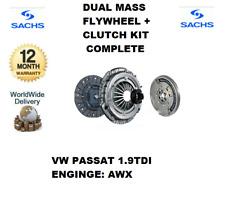 Brandneu VW Passat 1.9tdi Dmf +Kupplungssatz+Schwungrad-Schrauben