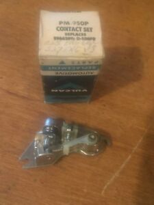 Willys AMC Kaiser Jeep 225 327 6 Cyl V8 Engine Distributor Contact Set