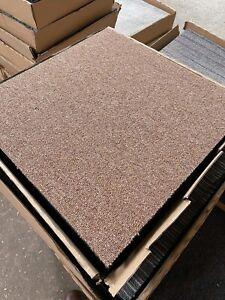 Brand New Boxed Diva Casa 827 Beige Carpet Tiles 385M Job Lot