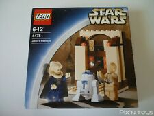 Lego Star Wars 4475 Jabba's Message [ NEUF ]