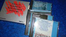 COFANETTO 4 CD RAI FONIT CETRA LIMITED 1300 VIVALDI PAGANINI MERCADANTE ROSSINI