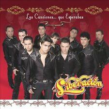 Las Canciones... Que Esperabas by Liberaci¢n - Factory Sealed CD - 15 Tracks